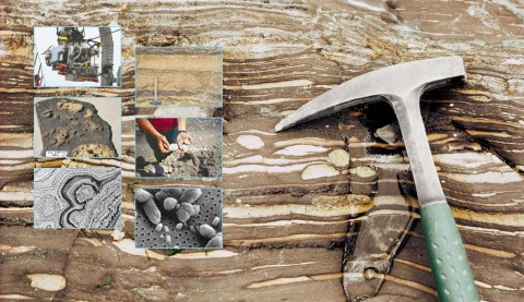 Doctoral Thesis Geology